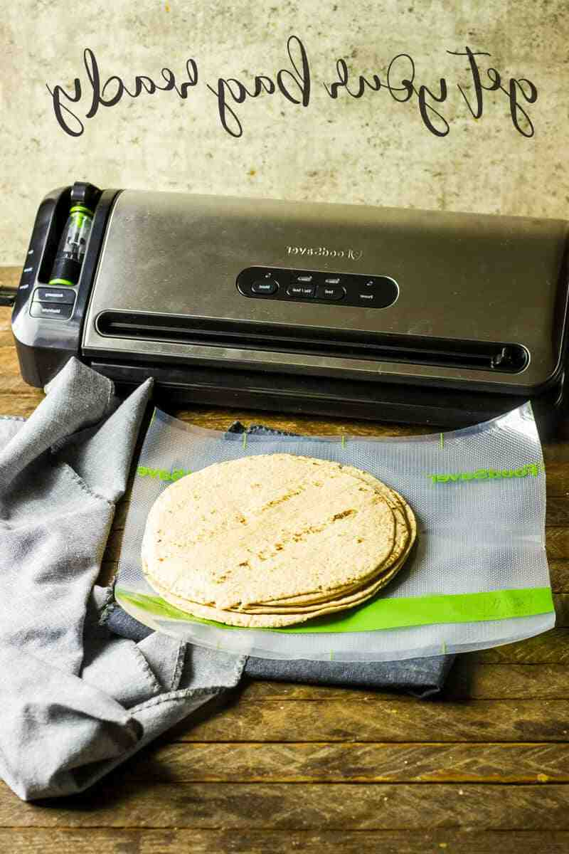 How to work a foodsaver