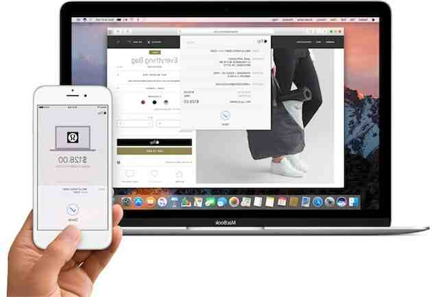 How to Use Apple Pay on a Mac