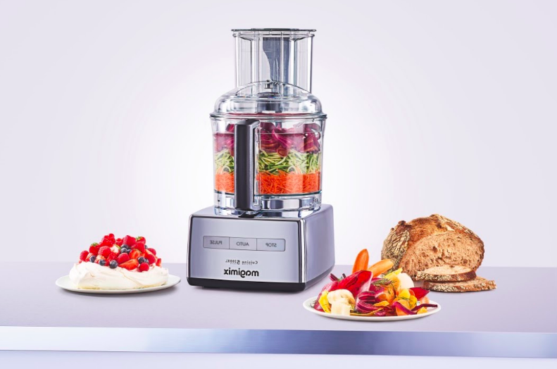 How to work food processor
